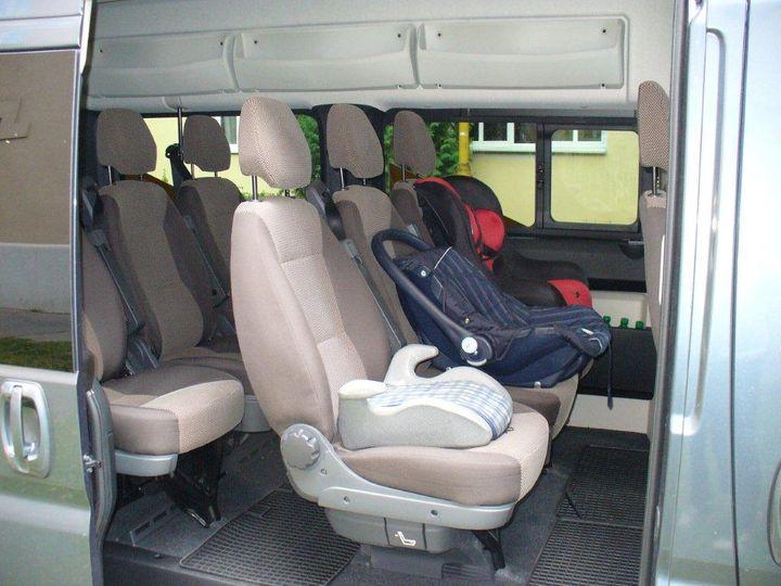 Preprava osôb mikrobusom Košice - Buonavia